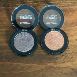City Of Colors Eyeshadow Singles